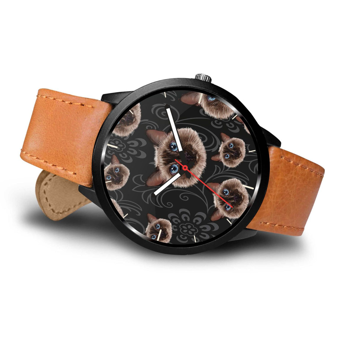 Thai Cat Themed Watch