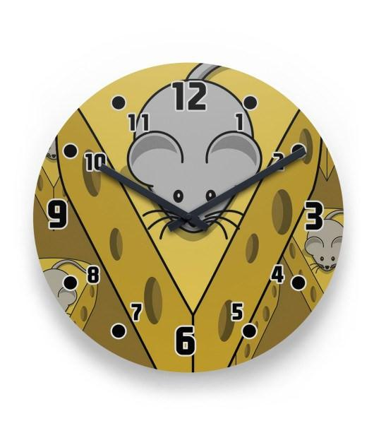 Mouse 2 Wall Clock