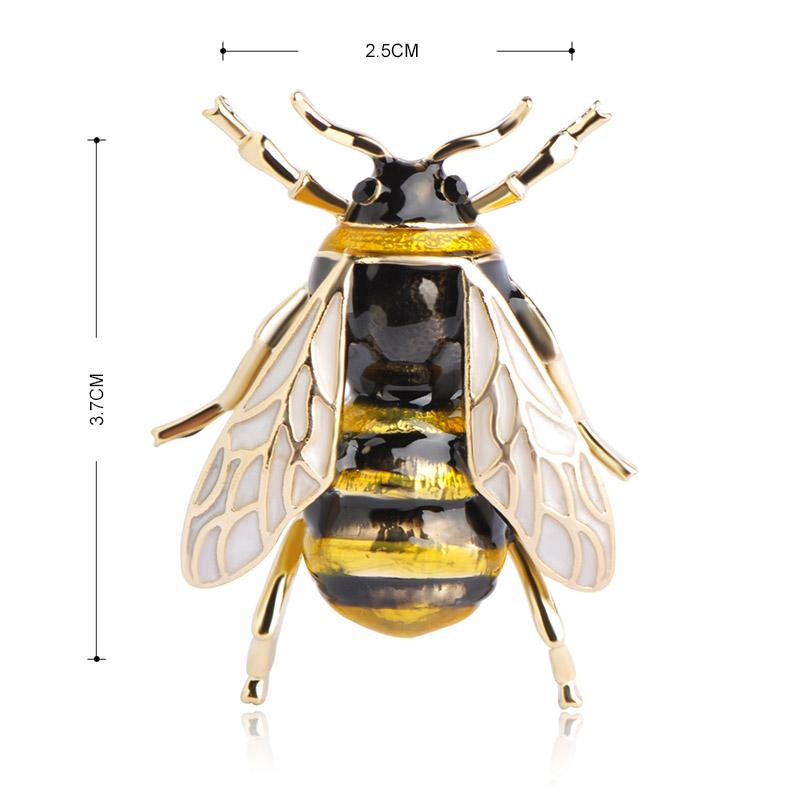 Bee Brooch (Free Shipping Today)