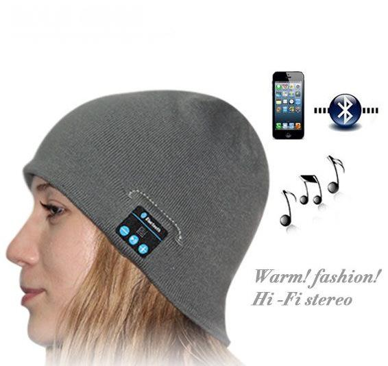Bluetooth Wireless Beanie