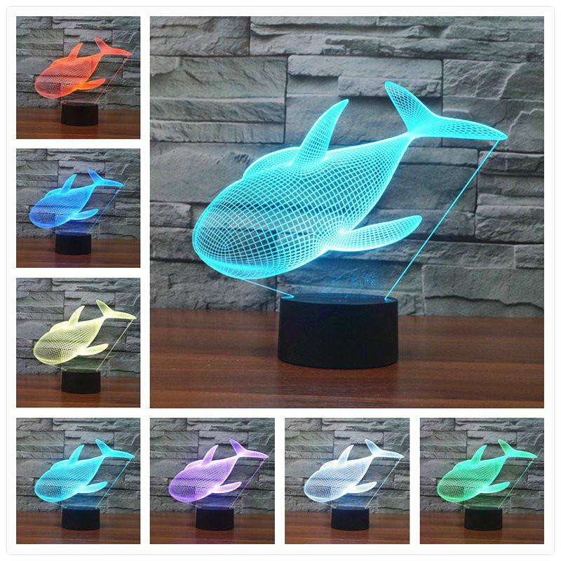 3D Whale Lamp (Free Shipping) - ONLINEPRESALES