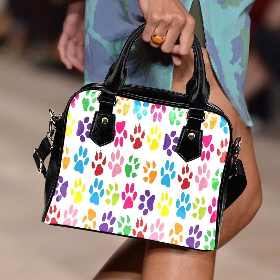 Dog Paw Shoulder Bag - ONLINEPRESALES