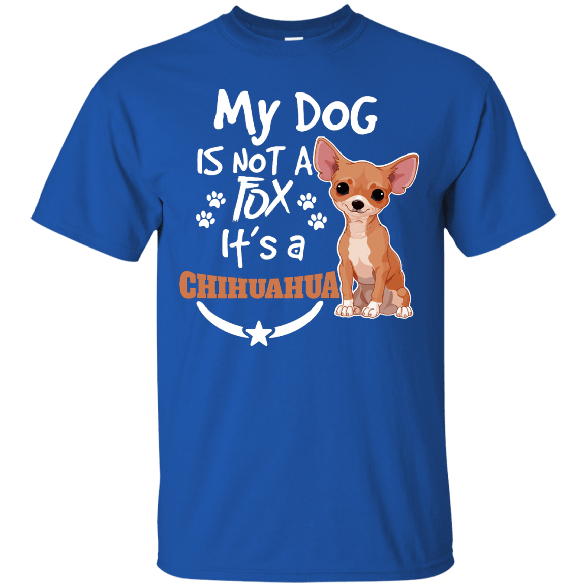 Chihuahua Lover themed T-Shirts & Hoodies for Men & Women