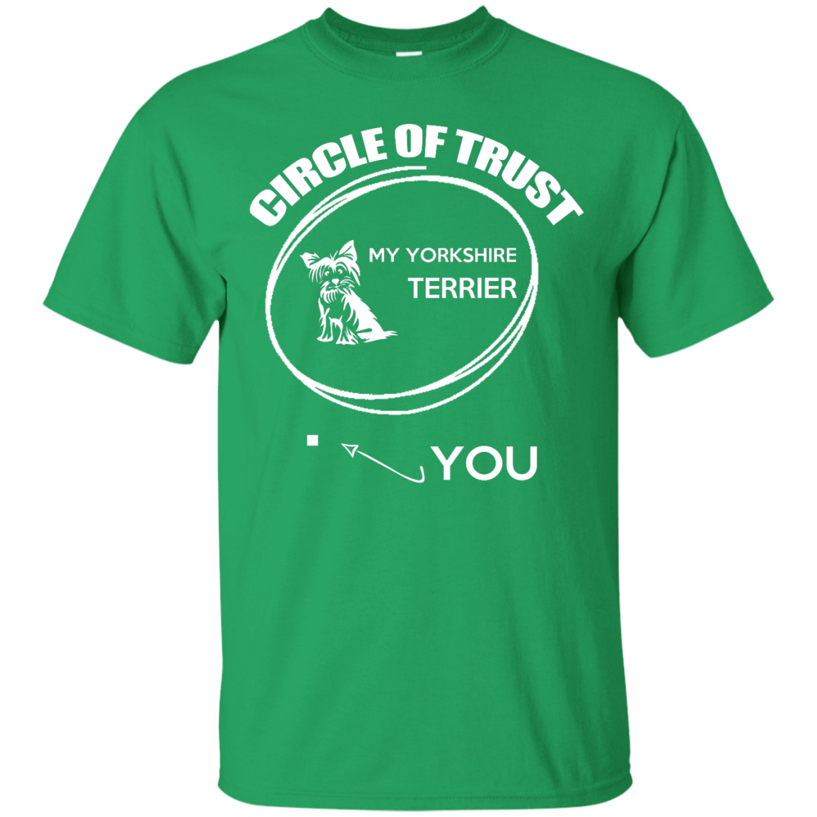 Circle of Trust themed T-Shirts and Hoodies for Men and Women