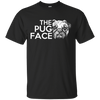 Pug Face themed T-Shirts and Hoodies for Men and Women