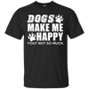 Dogs Make Me Happy - ONLINEPRESALES