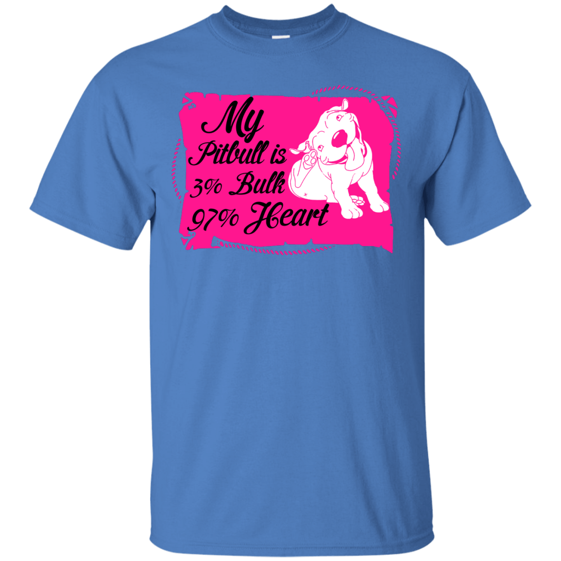 My Pitbull themed T-Shirts and Hoodies for Men and Women