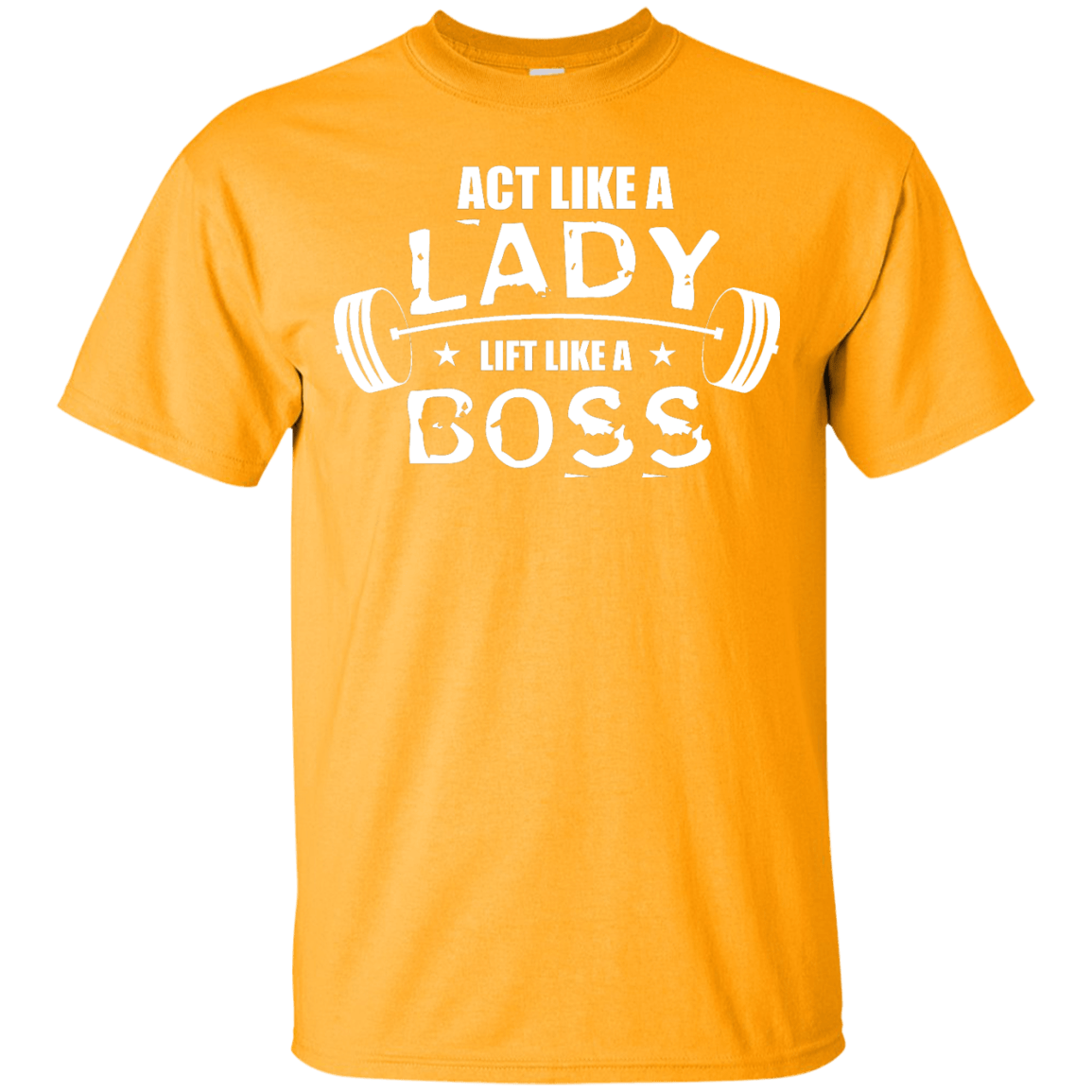 Act Like A Lady - ONLINEPRESALES
