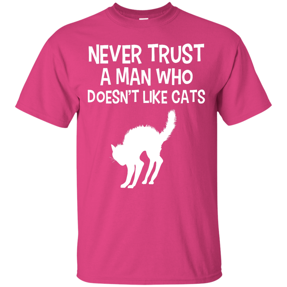 A Man Who Doesn't Like Cats - ONLINEPRESALES