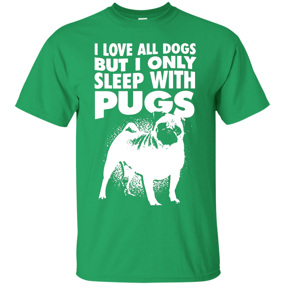 I love All Dogs themed T-Shirts and Hoodies for Men and Women