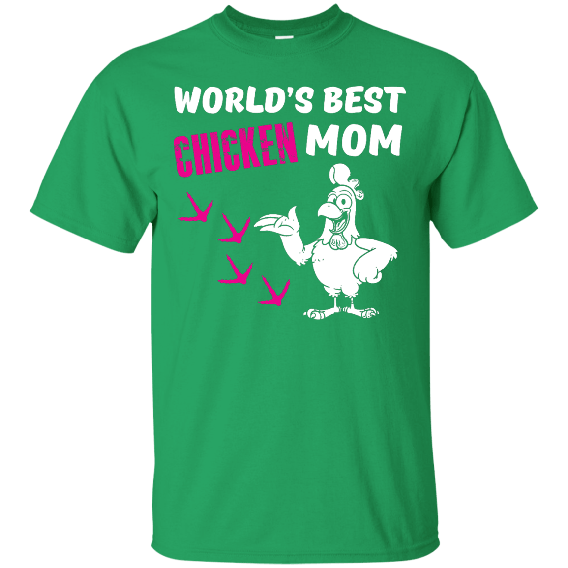 Chicken Mom themed T-Shirts and Hoodies for Men and Women