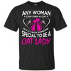 Cat Lady themed T-Shirts and Hoodies for Men and Women
