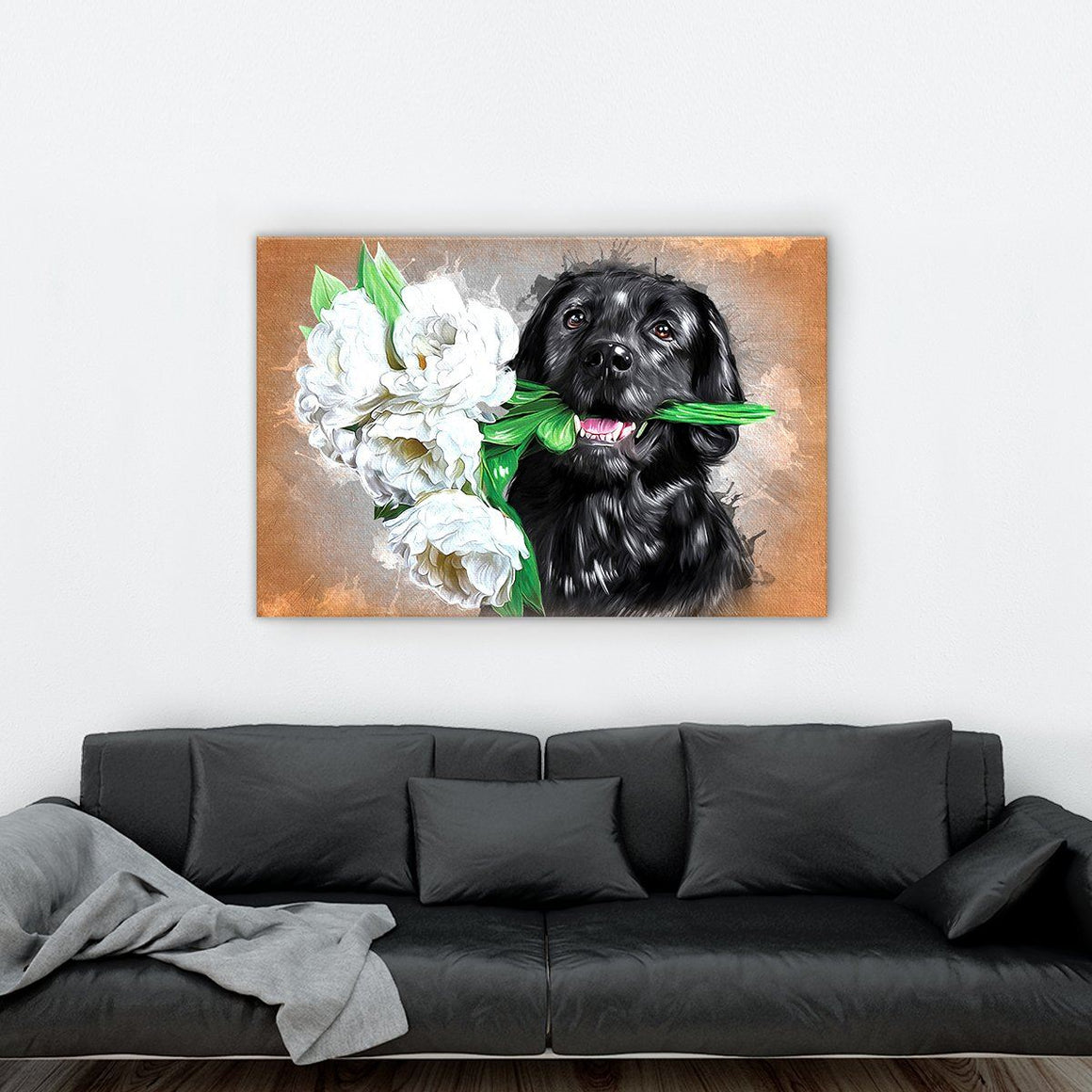 Labrador Canvas