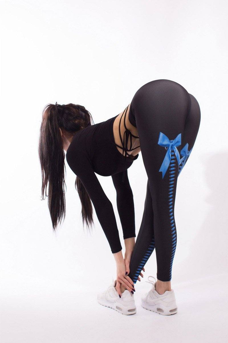 Bownknot Leggings