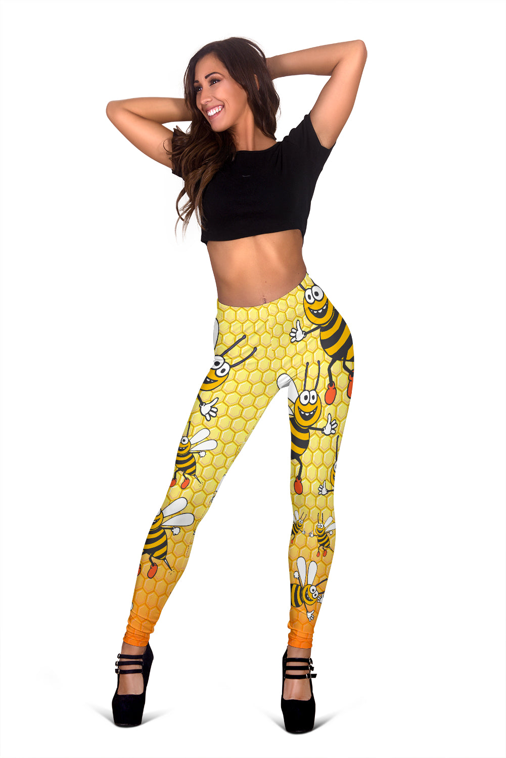 Buy Bee Leggings Leggings Leggings
