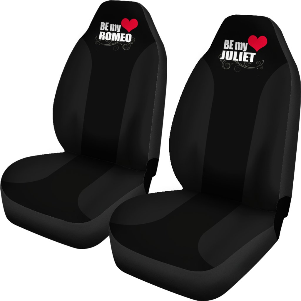 Be My Themed Car Seat Covers (SET OF 2)