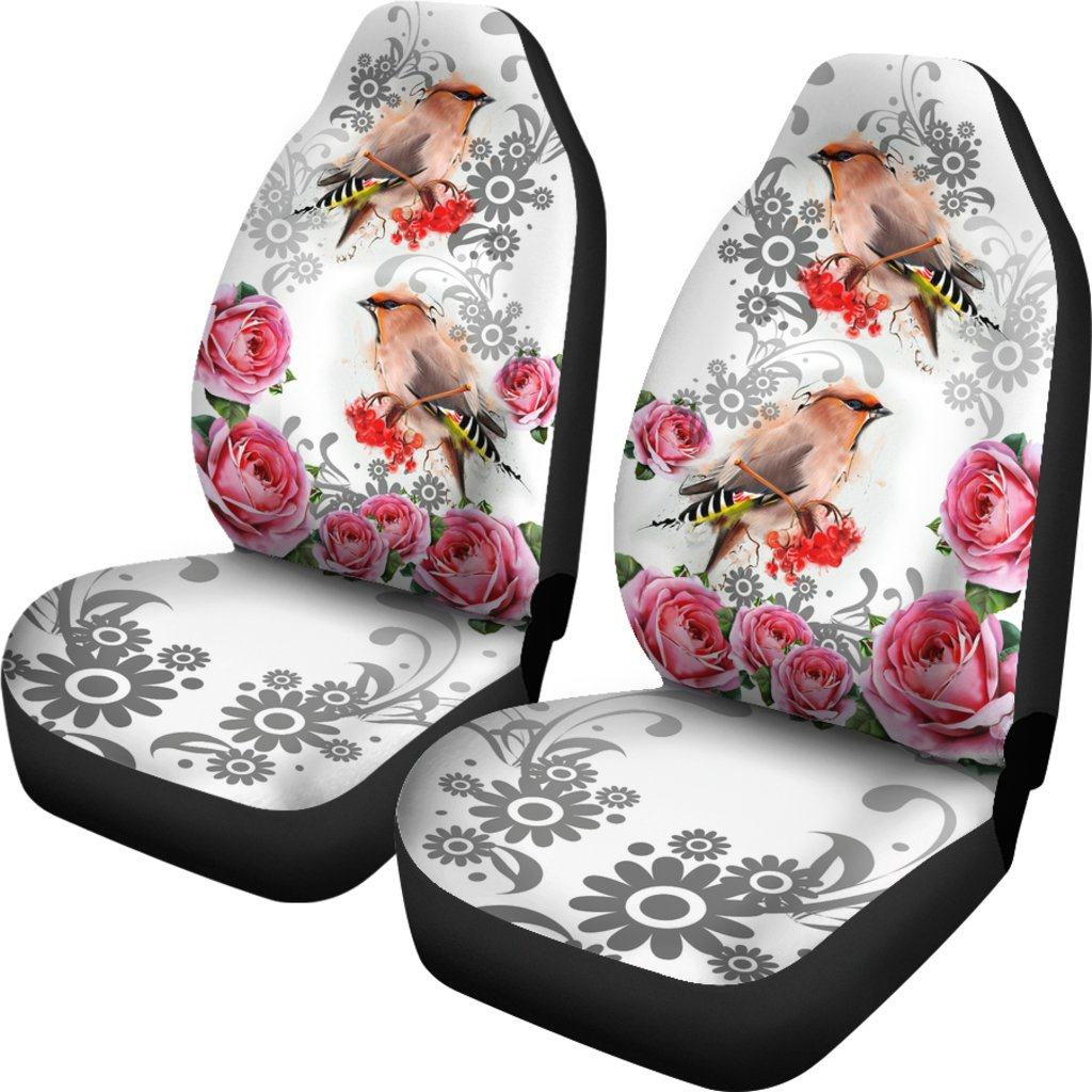 Bird Themed Car Seat Covers (SET OF 2)