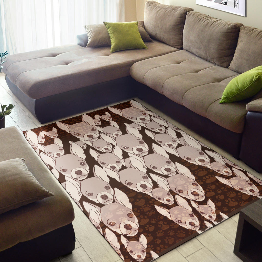 Chihuahua Lover Area Rug