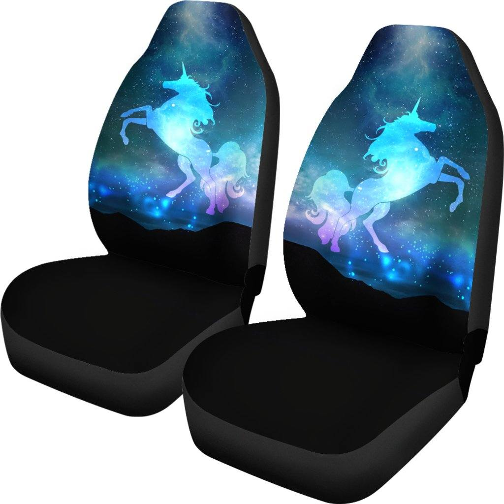 Unicorn Love Car Seat Covers (Set of 2)