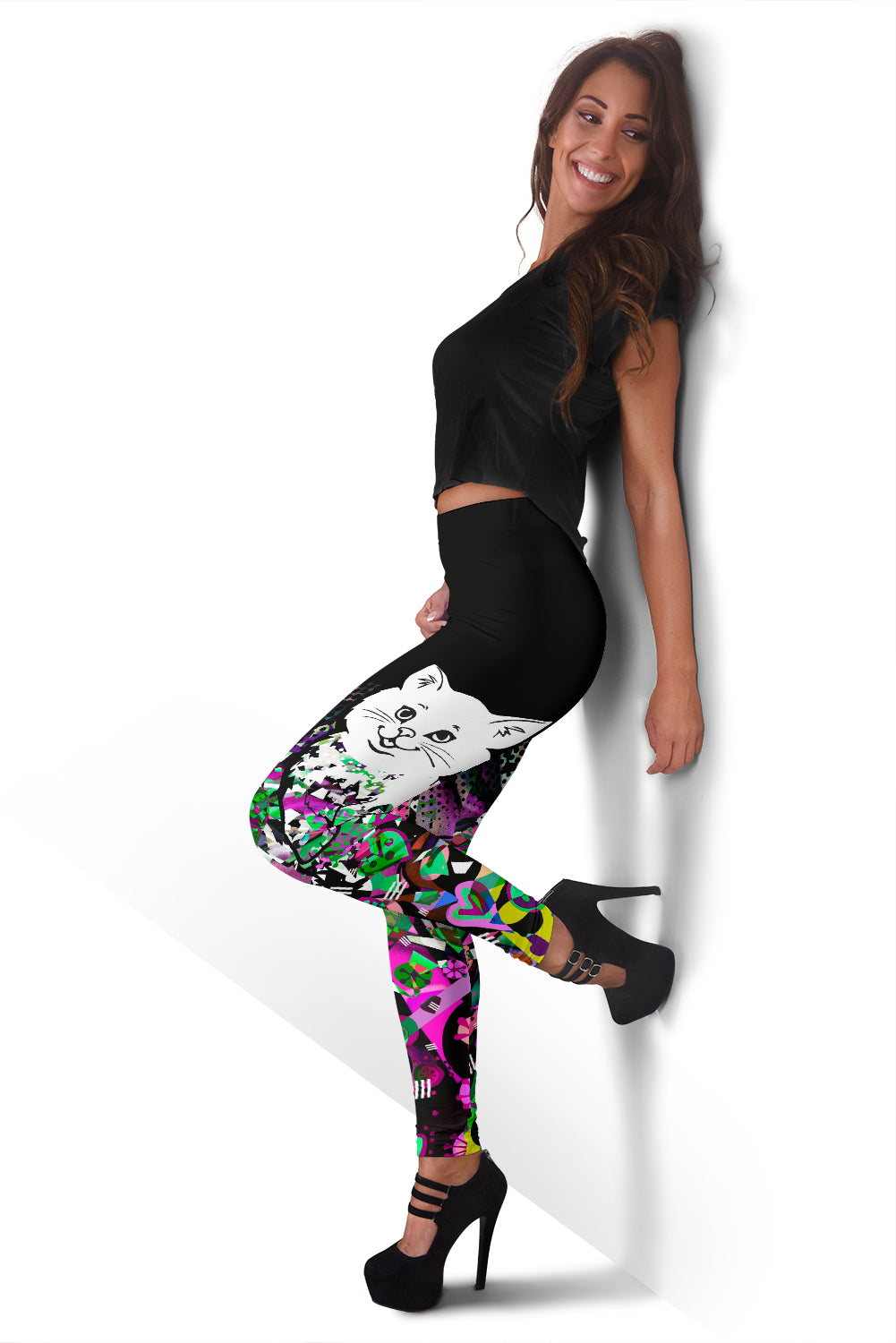 Cat Lover Leggings