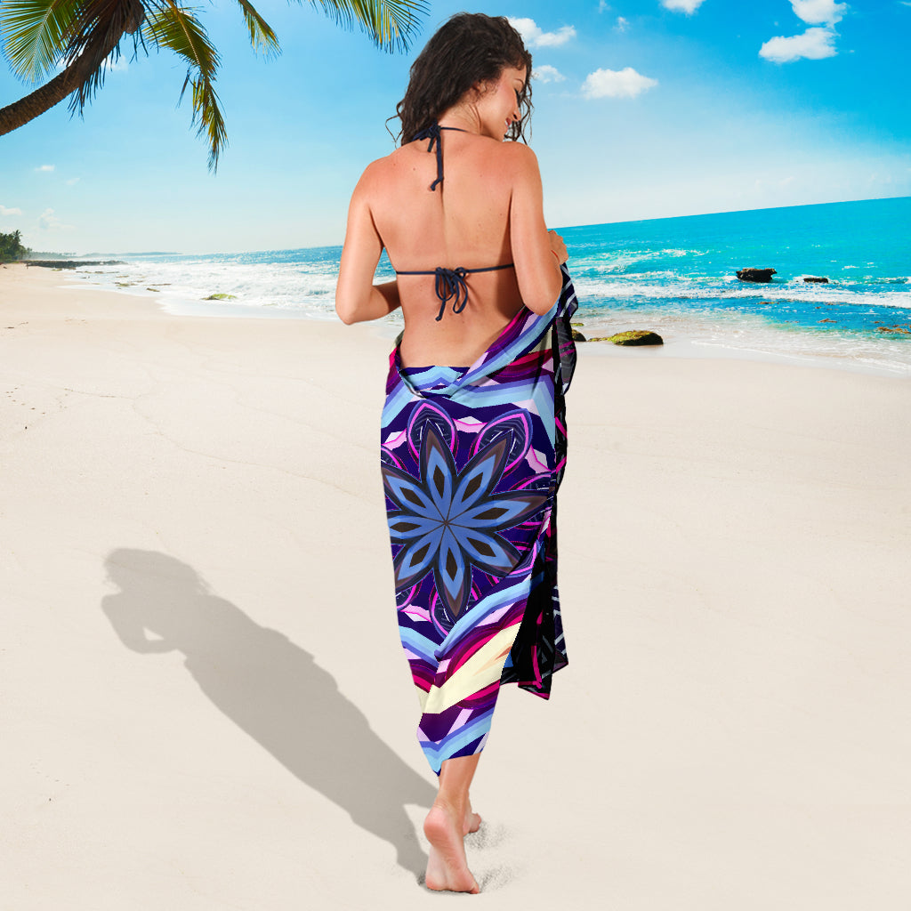 MANDALA YOGA SARONG BEACH COVER UP SWIMSUITS POOL ONE PIECE  SHAWL SCARF WRAP UP