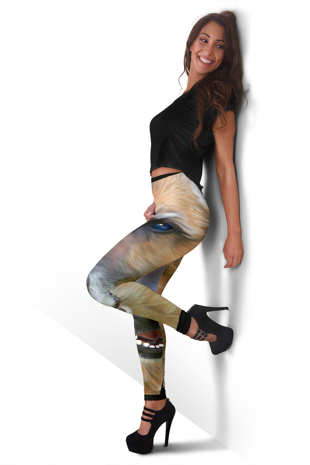 German Shepherd 2 Leggings