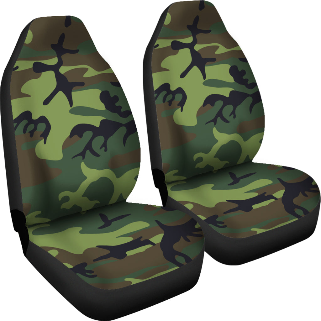 Camo Themed Car Seat Covers (SET OF 2)