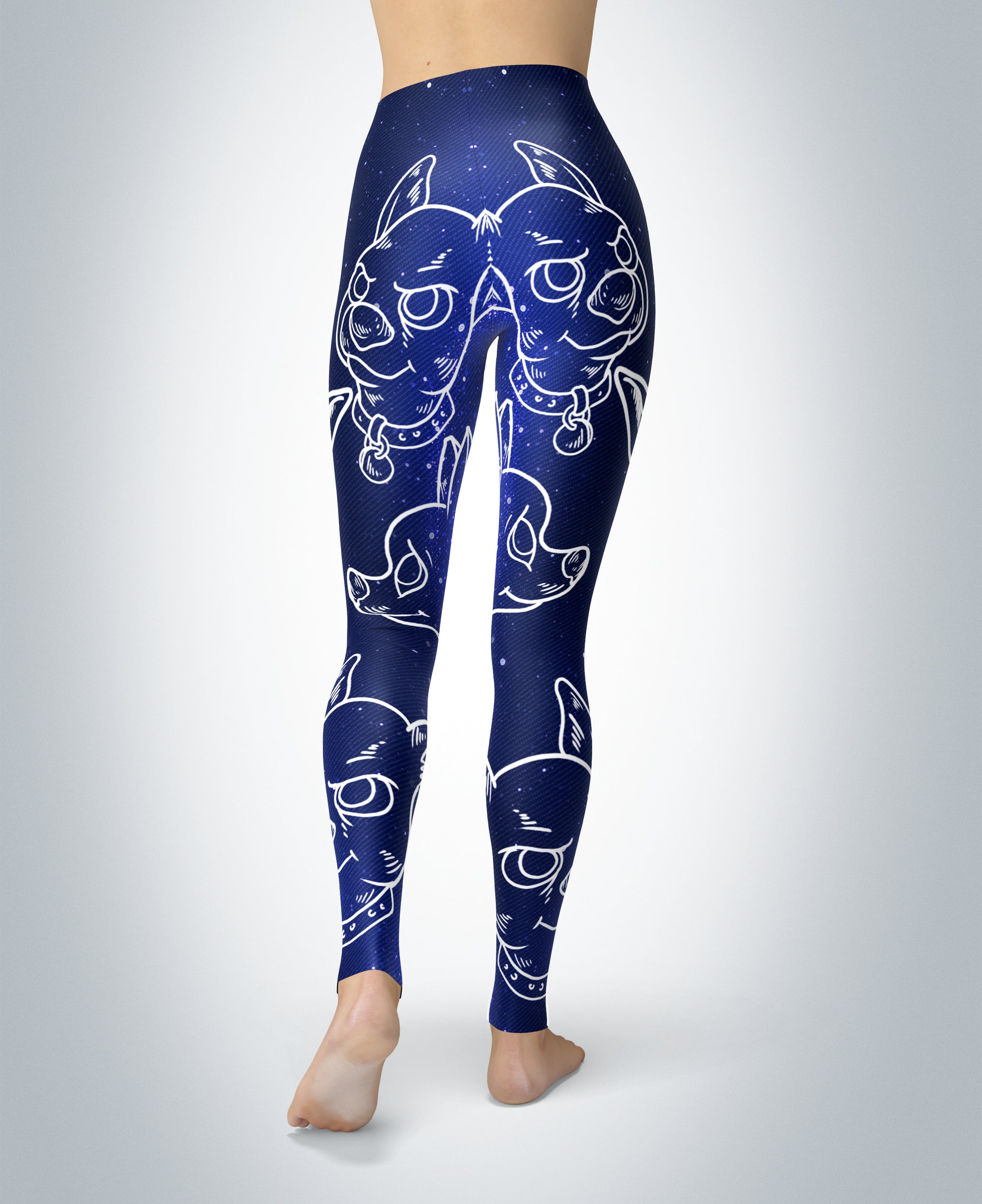 e51f75973550f8 Buy Galaxy Dog Leggings: Leggings | Leggings
