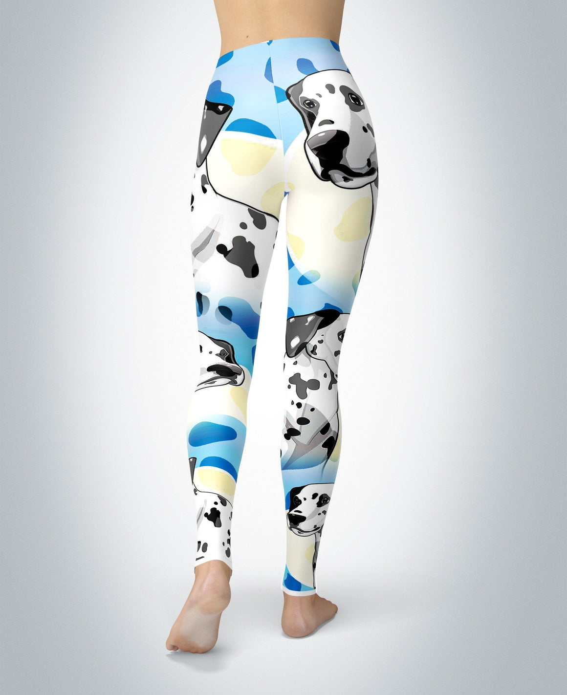 Dalmatian Lover 3 Leggings
