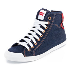 Tênis Levi's City High JNA Jeans LV 0041