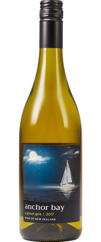 Anchorage Family Estate Anchor Bay Pinot Gris 2017