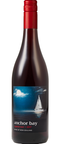 Anchorage Family Estate Anchor Bay Pinot Noir 2017