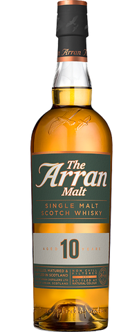 Arran 10 Year Old Single Malt Whisky 700ml