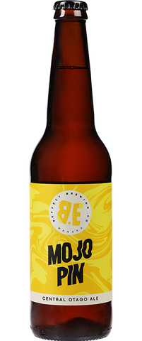 12 Bottles of B.Effect Brewing Co. Mojo Pin Ale (12x 500ml Bottles) BB:15.02.19