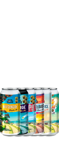 Bach Brewing Mixed Selection (12x 440ml Cans)