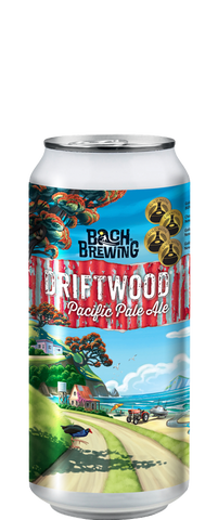Bach Brewing Driftwood Session Pale Ale 440ml Can