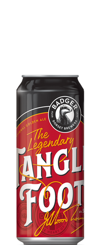 24 Cans of Badger Tangle Foot (24x 500ml Cans) BB:31.09.19