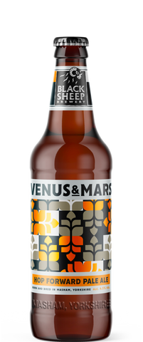Black Sheep Venus and Mars Pale Ale 500ml Bottle