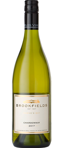 Brookfields Hawke's Bay Chardonnay 2017