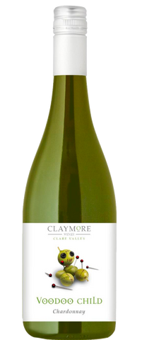 Claymore Voodoo Child Chardonnay 2018