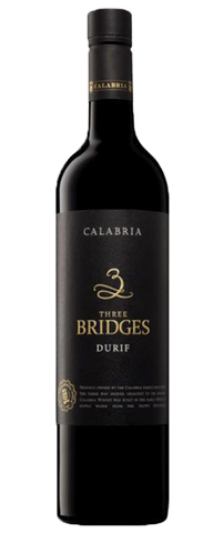 Calabria Three Bridges Durif 2018