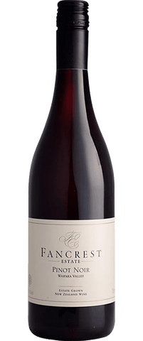 Fancrest Estate Waipara Valley Pinot Noir 2014