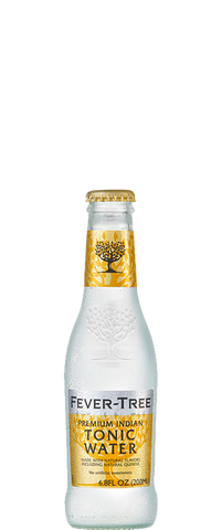 Fever Tree Premium Tonic Water (4x 200ml Bottles)