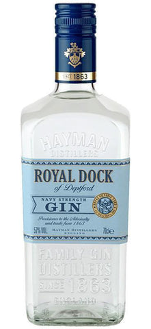 Haymans Royal Dock 700ML