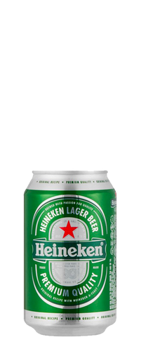 Heineken (6x 330ml Cans)