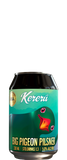 Kereru Brewing Big Pigeon Pilsner 330ml Can