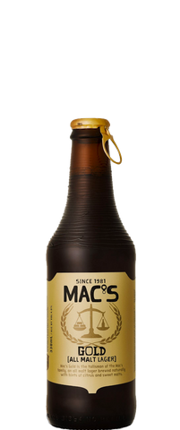 Mac's Gold (12x 330ml Bottles)