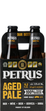 4 Bottles of Petrus Aged Pale (4x 330ml Bottles) BB:03.11.18