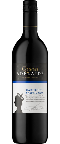 12 Bottles of Queen Adelaide Cabernet Sauvignon 2018