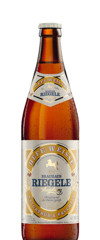 Riegele Hefe Weissen Beer (20x 500ml Bottles)
